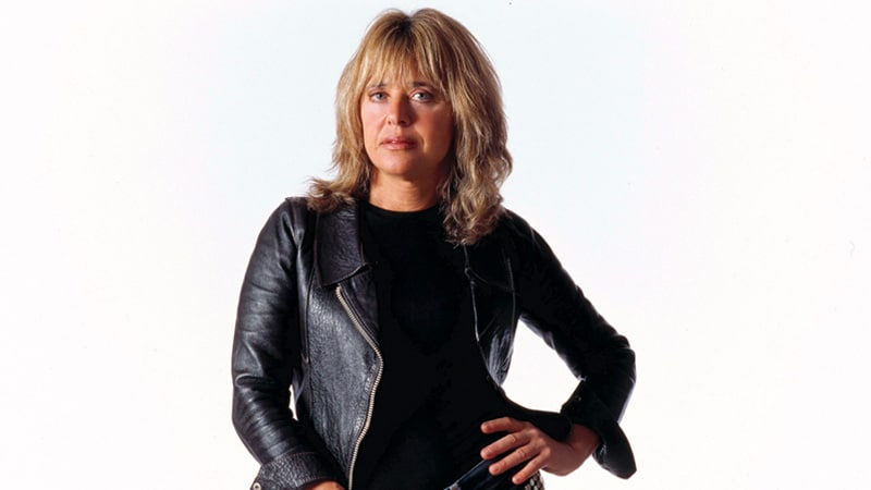 Suzi Quatro  Luxury Lifestyle - Black Female Hairstyles