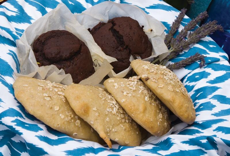 muffins - Chocolate Muffins