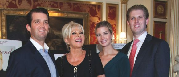 A Jet Set Life – Ivana Trump