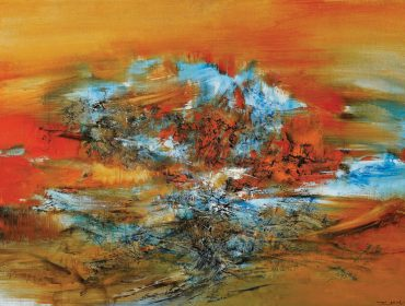 zao 370x280 - The Bestselling Contemporary Artists