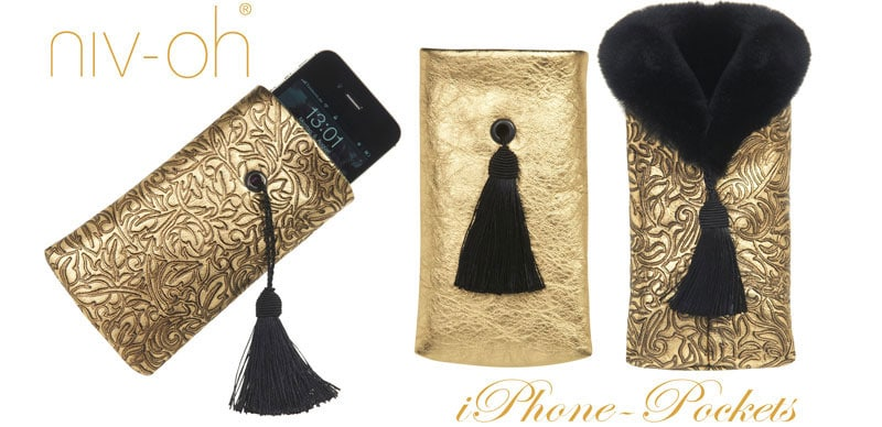 Postkarte iPhone Pocket 150 - Luxury iPhone Pockets