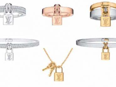 lv portada 370x280 - Louis Vuitton Lockit Jewellery Collection