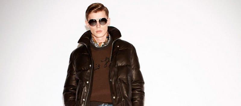 Louis Vuitton Herrenkollektion Winter 2013