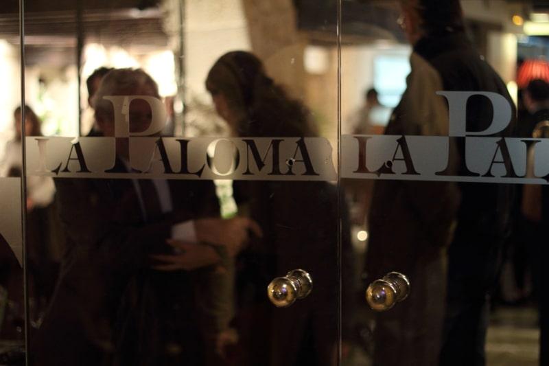 La Paloma restaurante 20 años0024 - Restaurante La Paloma