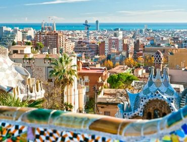 parc guell barcelona spain 1600x900 1 370x280 - Luxury Guide to Barcelona
