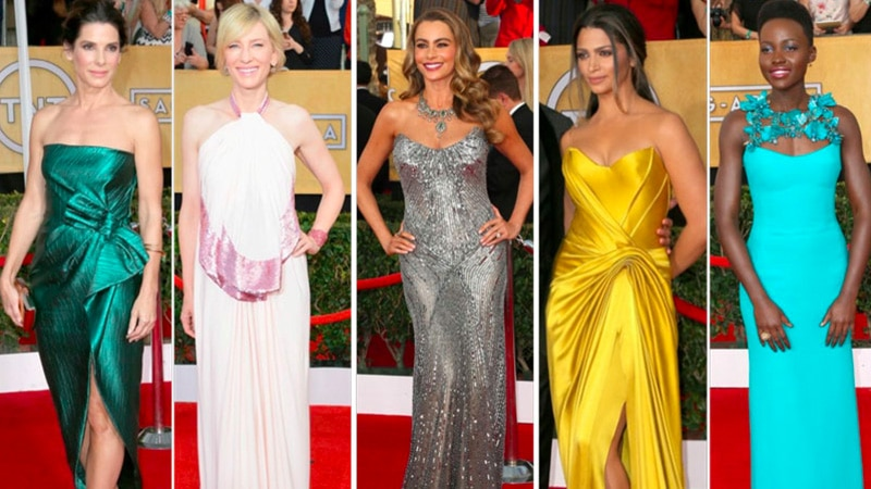 Best Dressed 21 - Best Dressed at the 2014 Screen Actors Guild Awards