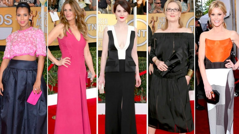 Worst Dressed3 - Worst Dressed at the 2014 Screen Actors Guild Awards