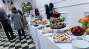 Wein und Käse-Party bei Shop-Luxury