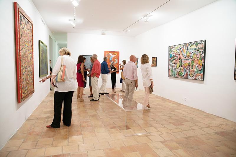 DSC 52691 - Moroccan Artists at the Jakober Foundation