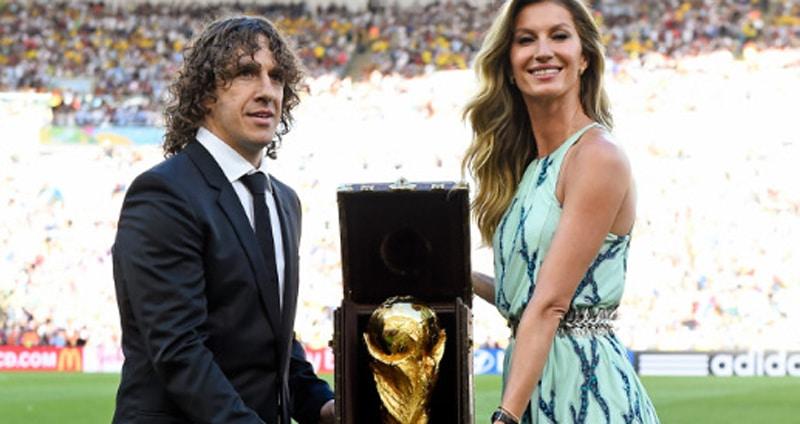 Louis Vuitton bei der Fußballweltmeisterschaft in Brasilien