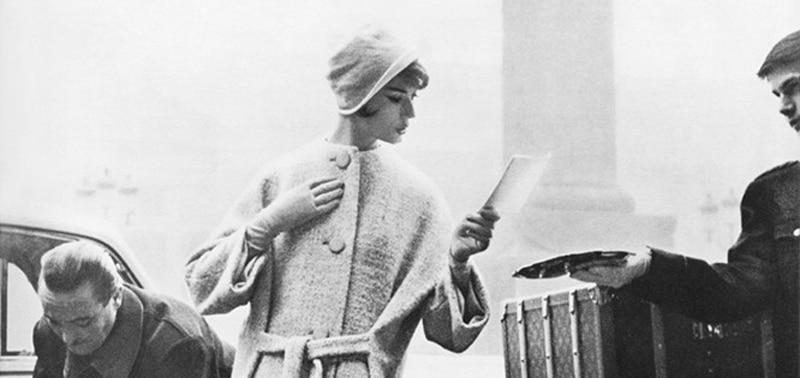 Das Fashion Foto Buch von Louis Vuitton