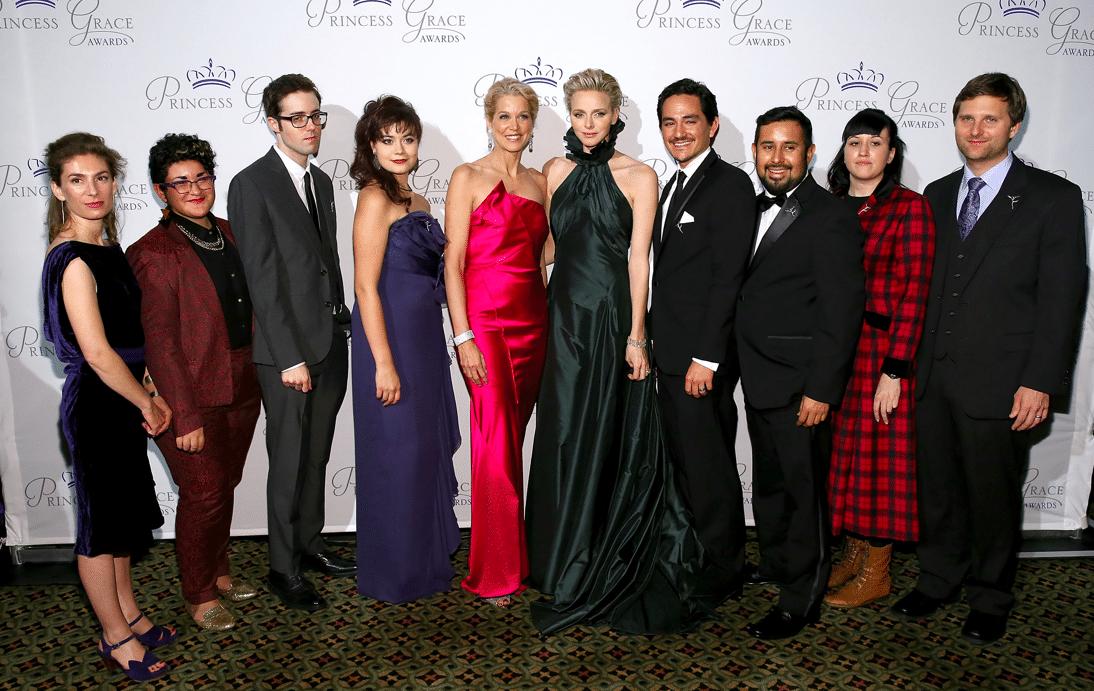2014 Princess Grace Awards Gala und 3 Jahre Partnerschaft mit Dior