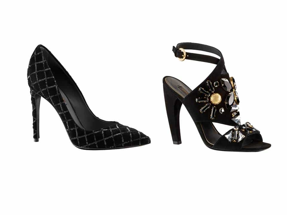 louis - Louis Vuitton Evening Shoes