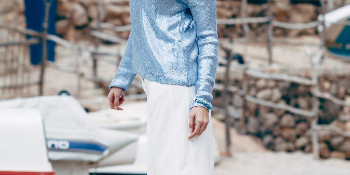 Trousers from Twin-Set Bracelet from Nicolás Joyeros
