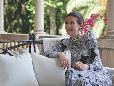 cristina macaya 01 370x280 - Cristina Macaya - Socialite of Mallorca