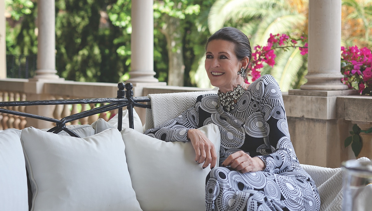 cristina macaya 01 - Cristina Macaya - Socialite of Mallorca