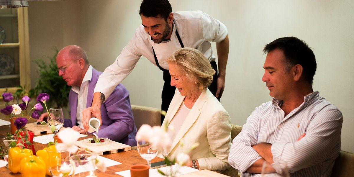Hilton Sa Torre Gourmet Dinner