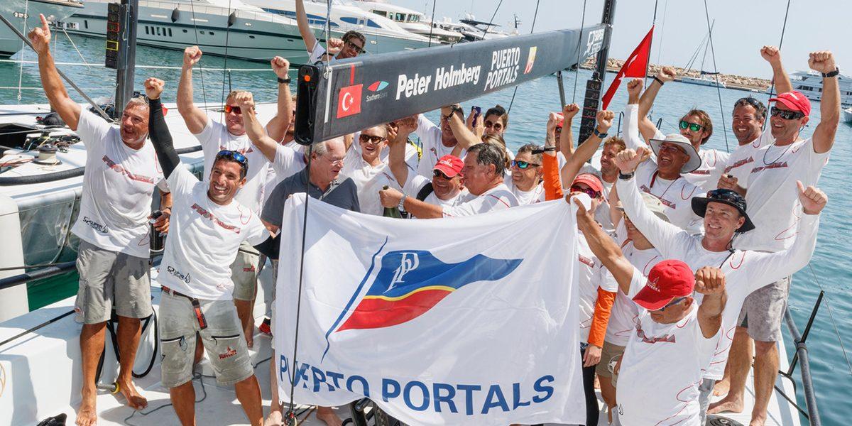 Puerto Portals hosts 52 Super Series