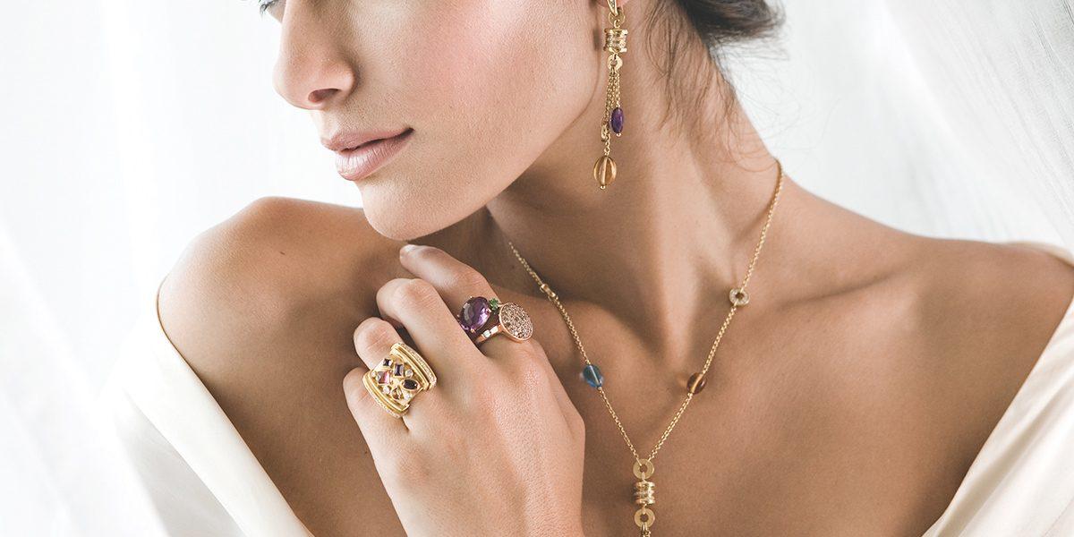 Rings & Necklace from Joyería Alemana