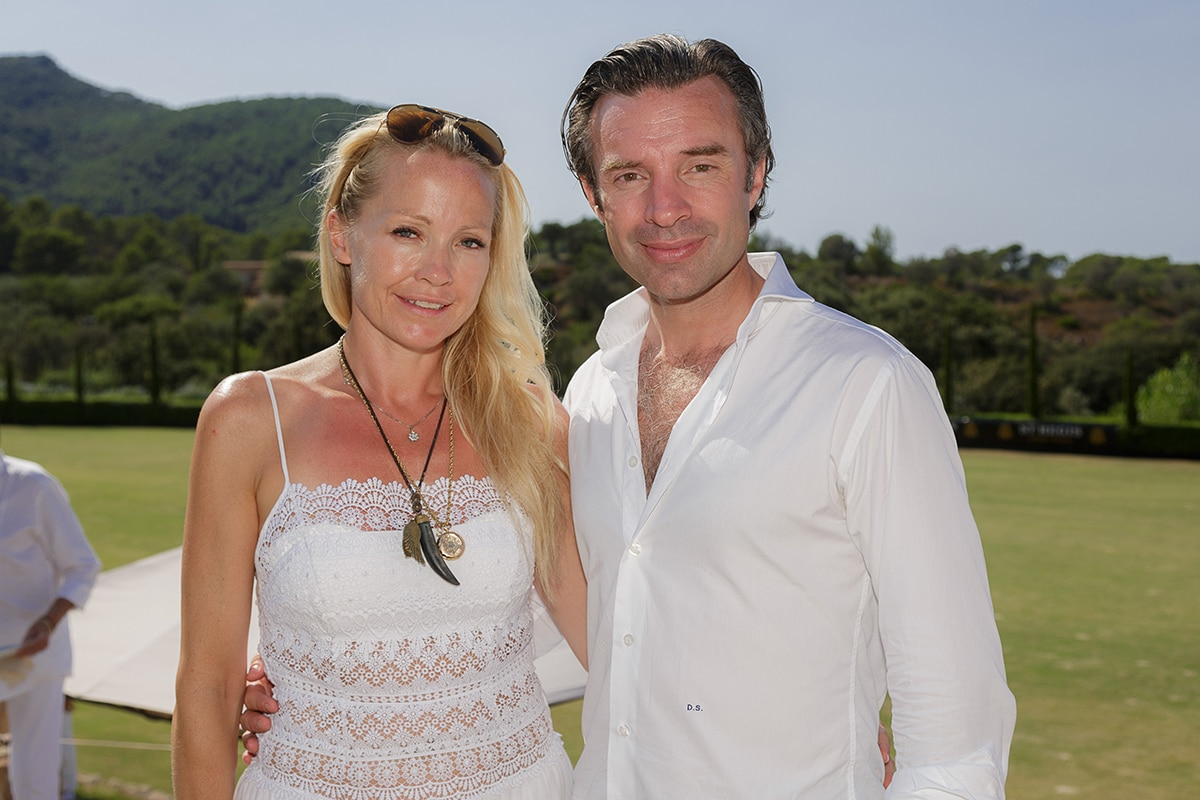 Christian Völkers hosts private polo tournament