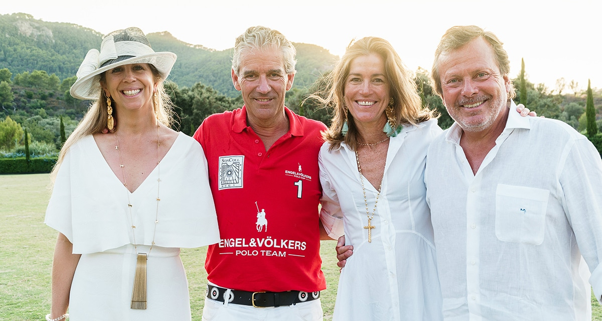 polo 001 - Christian Völkers hosts private polo tournament