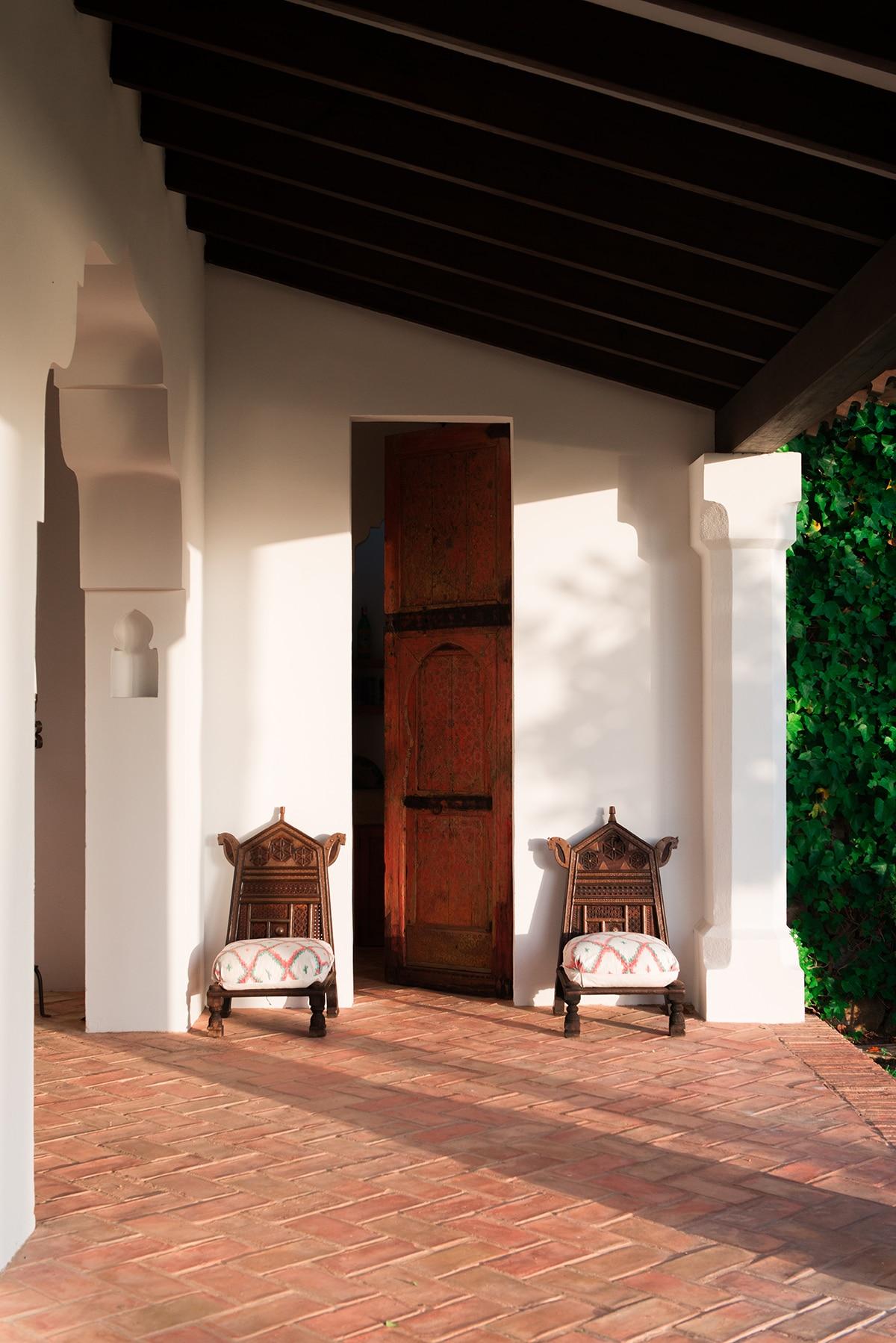 Diandra Douglas en su casa de Mallorca - Luxury LifestyleDiandra Douglas Zack Bacon