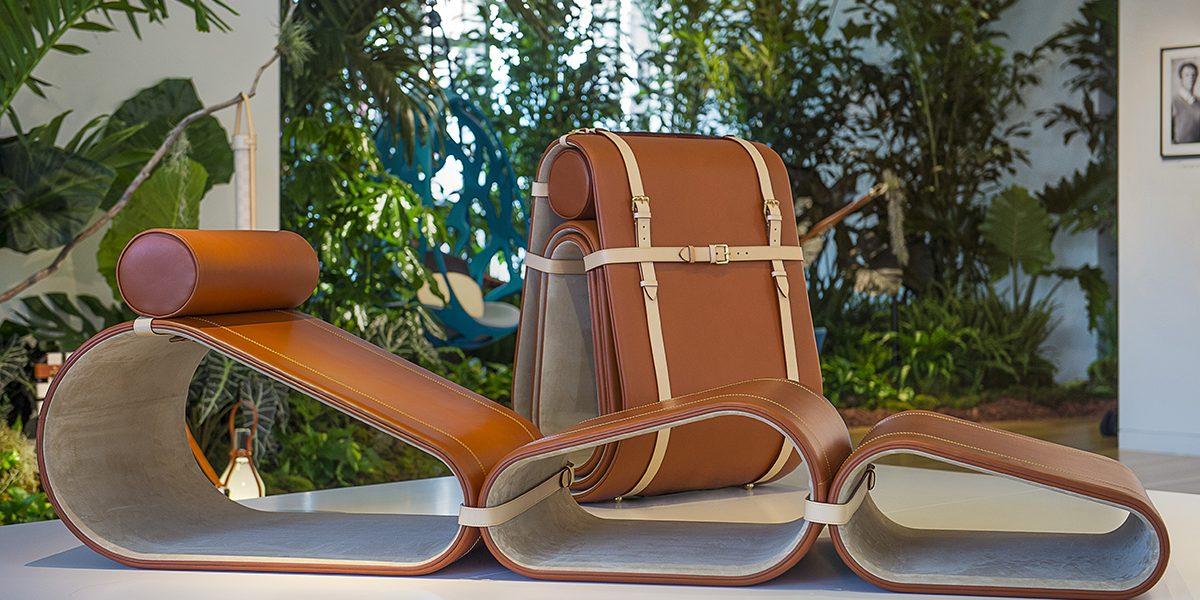 Louis Vuitton Lounge Chair