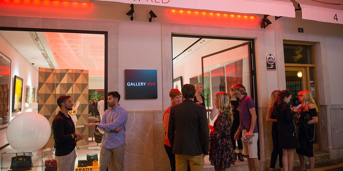 Gallery Red
