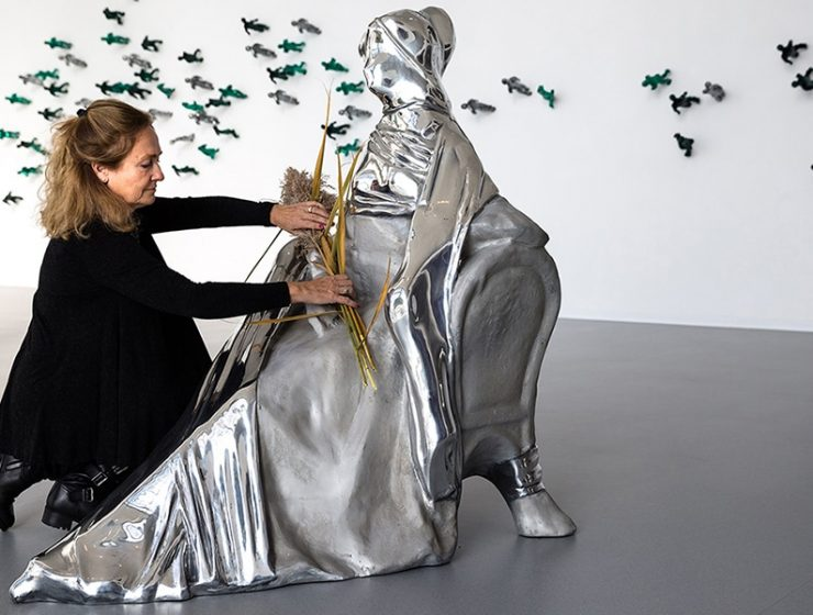 featured francesca marti bratislava 01 740x560 - Francesca Martí exhibits new work in Bratislava