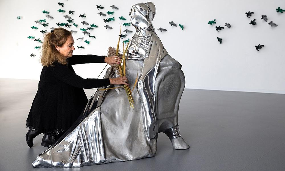 featured francesca marti bratislava 01 - Francesca Martí exhibits new work in Bratislava
