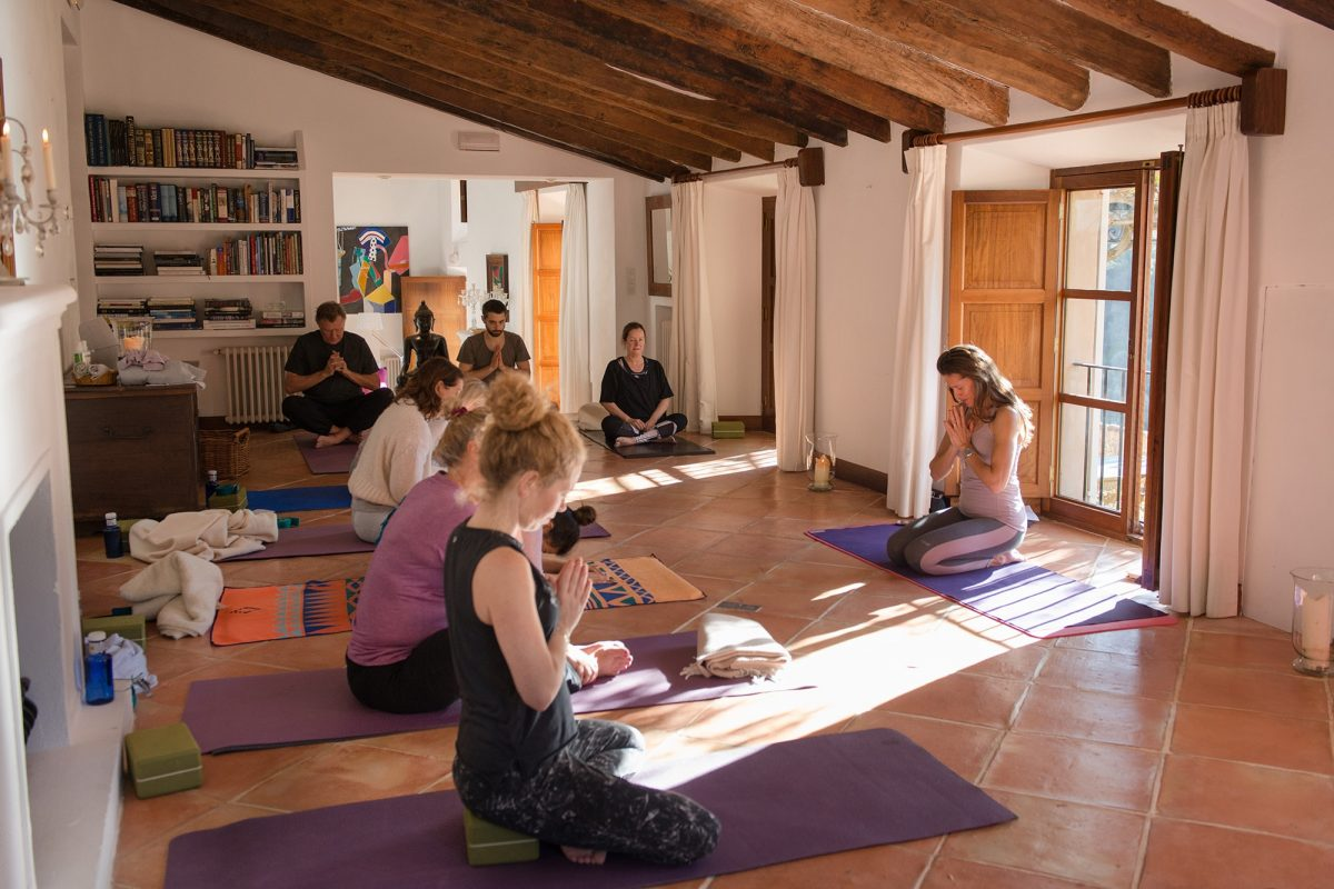Luxury yoga retreat Mallorca - Luxury Lifestyle