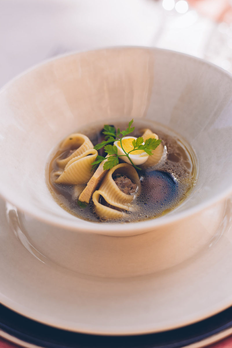 Christmas Soup.Mallorcan Christmas Soup Recipe Luxury Lifestyle