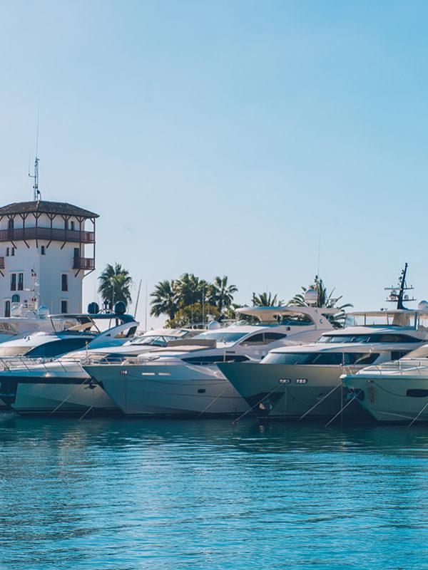 Puerto Portals Mallorca