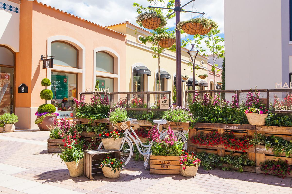 Más temprano Rendición Pegajoso  Outlet Shopping at its best! - Living on Mallorca
