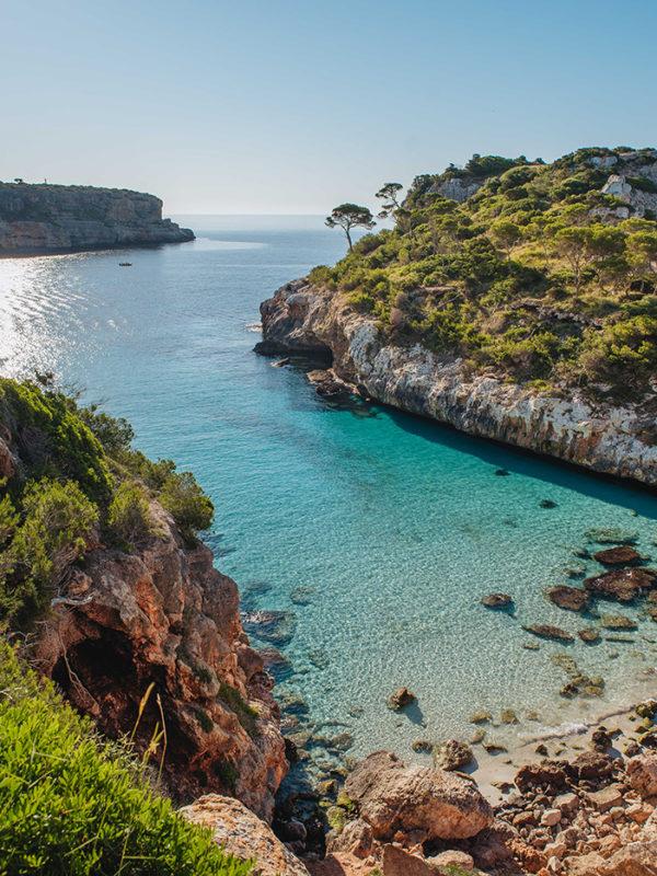 Caló d'es Moro Mallorca