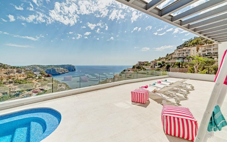 Jaime Salva Villa reform Mallorca