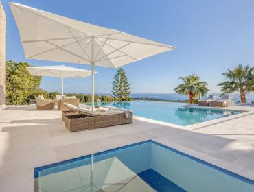 Villa Bendinat Alzina Mallorca Gold