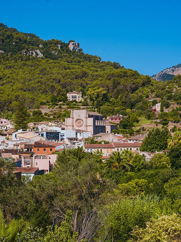 Esporles Mallorca