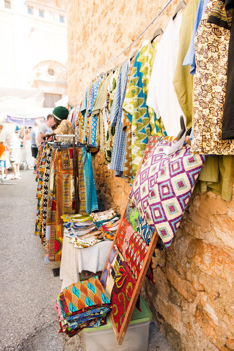 Santanyí market Mallorca