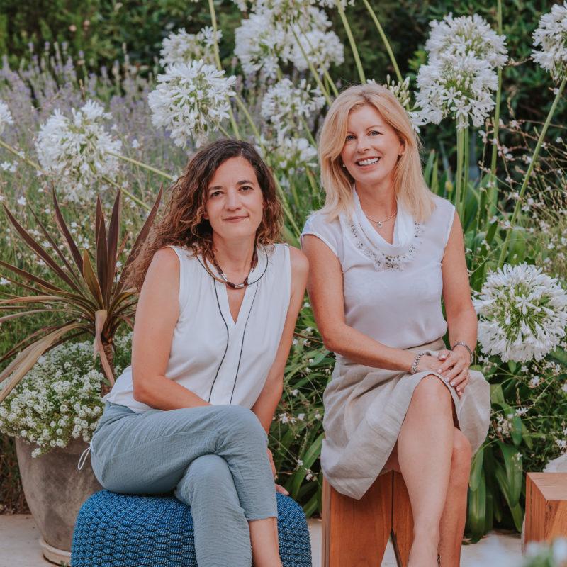Andrea Pussin & Helen Cummins