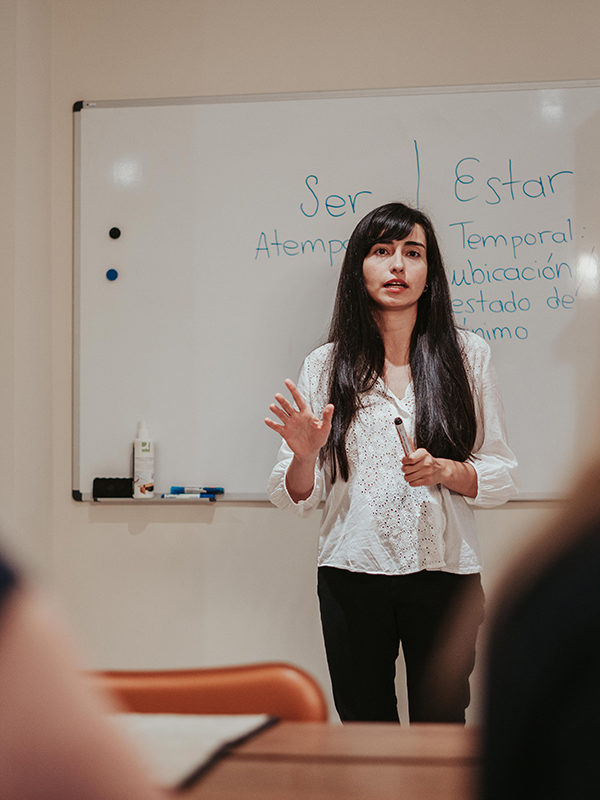 Johanna Florez Spanish Teacher