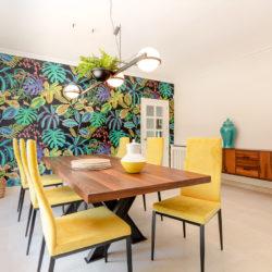 Luxury villa transformed by Justine Knox