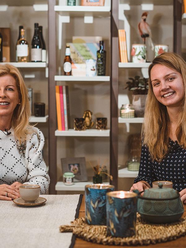 Helen Cummins slow living interview