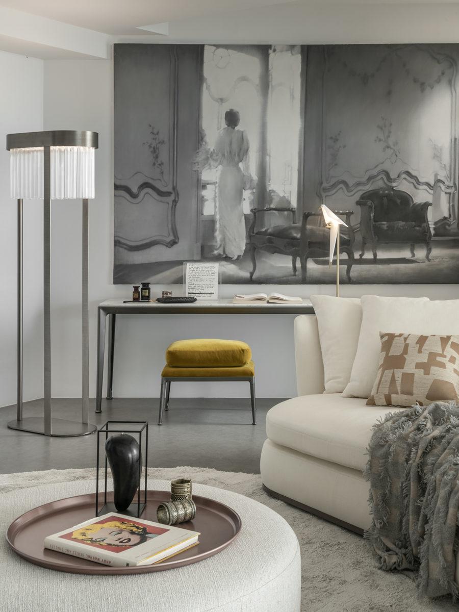 Marina-view apartment by BM Studio