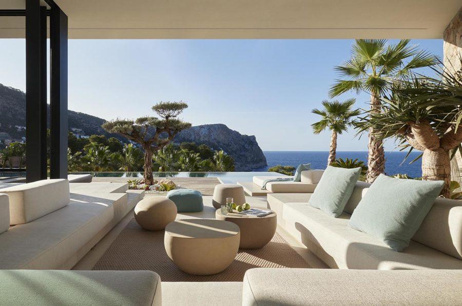 Luxury Villa Cala Llamp Mobles Riera