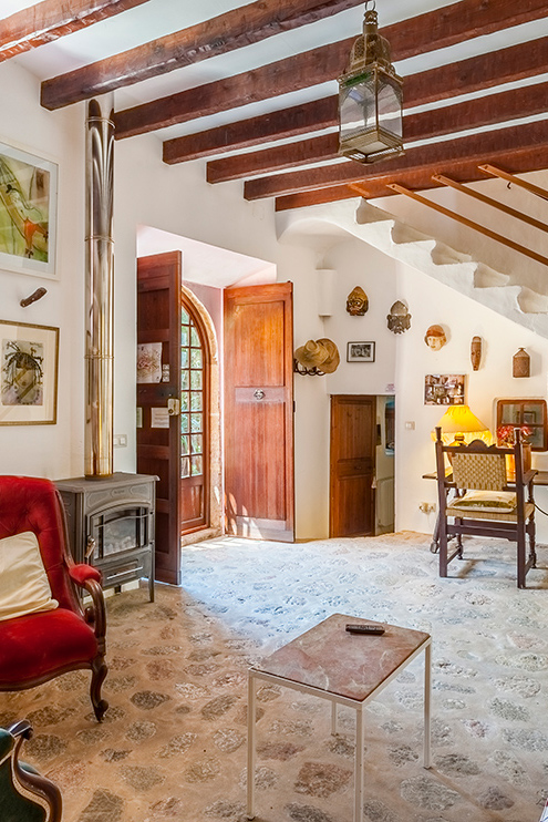 Country House Fornalutx Soller Studio - Ref 5108E 1