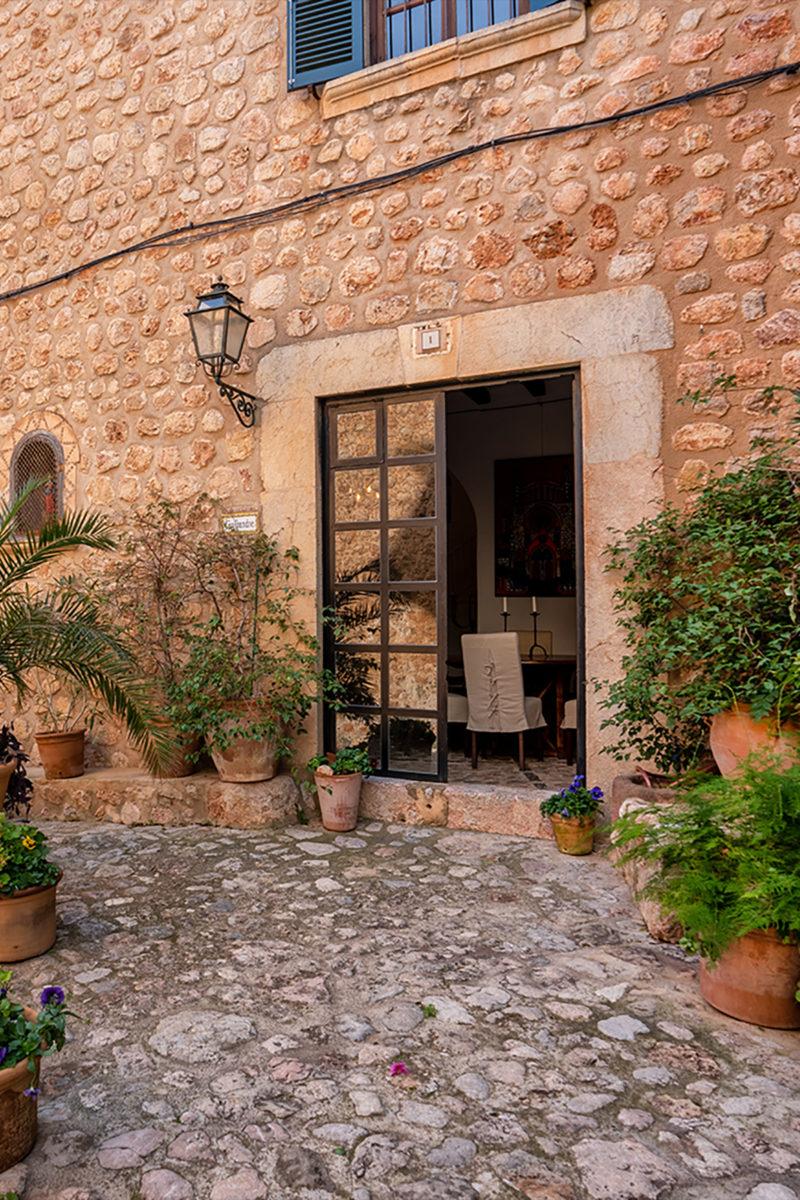 village house fornalutx Soller Studio Ref 5389 E 1-0