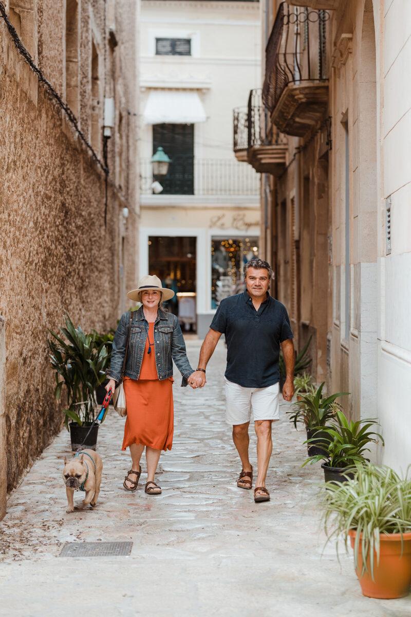 Rick & Erika search property Mallorca