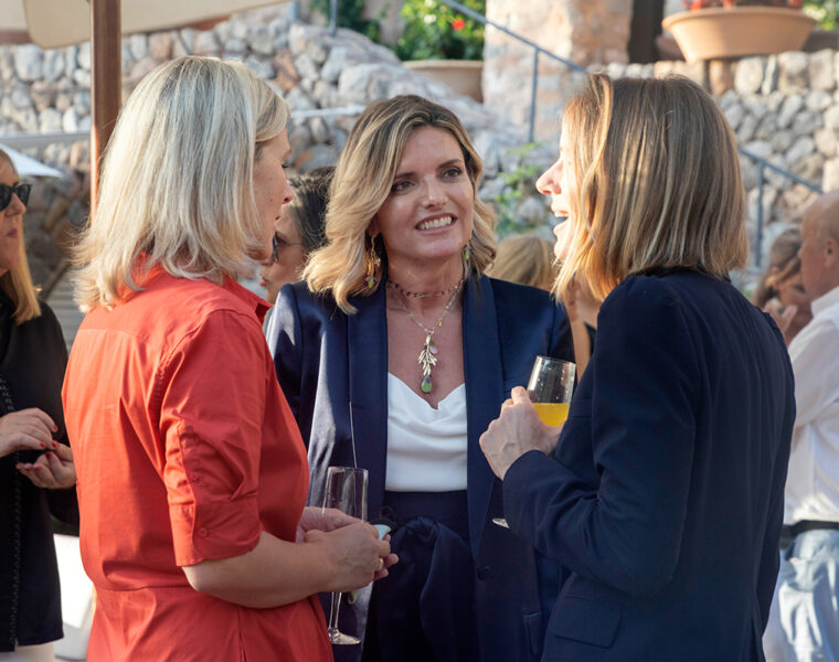 Isabel Guarch event La Residencia