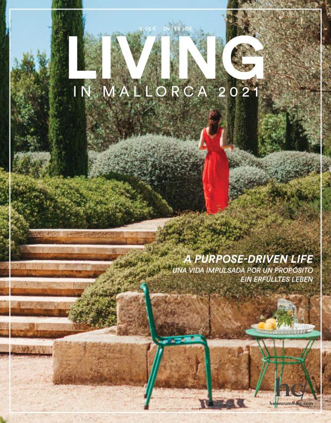 Living in Mallorca Magazine 2021